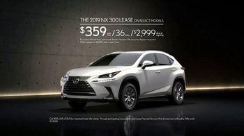 2019 Lexus NX TV Spot, 'Brilliant' [T2] - Thumbnail 7