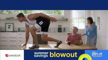 Overstock.com Summer Savings Blowout TV Spot, 'Table Runner'