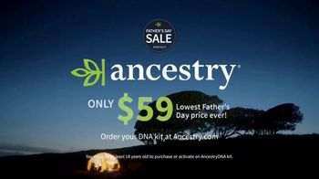 Ancestry Father's Day Sale TV Spot, 'Show Dad Where He's From' - Thumbnail 9