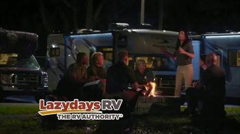 Lazydays Hot Deal Days TV Spot, 'Forest River Wildwood FSX' - Thumbnail 1
