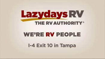 Lazydays Hot Deal Days TV Spot, 'Forest River Wildwood FSX' - Thumbnail 9