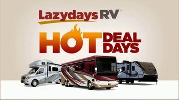 Lazydays Hot Deal Days TV Spot, 'Forest River Wildwood FSX' - Thumbnail 6