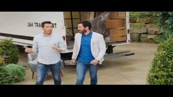 ADT TV Spot, 'Moving Season Is ADT Season' Featuring Jonathan Scott, Drew Scott - Thumbnail 2