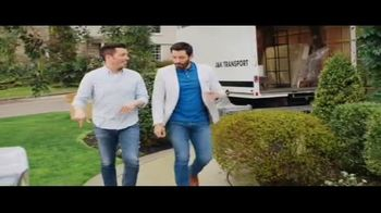 ADT TV Spot, 'Moving Season Is ADT Season' Featuring Jonathan Scott, Drew Scott