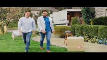ADT TV Spot, 'Moving Season Is ADT Season' Featuring Jonathan Scott, Drew Scott - Thumbnail 4