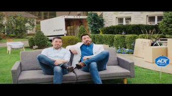 ADT TV Spot, 'Moving Season Is ADT Season' Featuring Jonathan Scott, Drew Scott - 432 commercial airings
