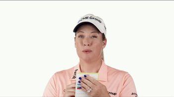 Titleist Pro V1 & V1x TV Spot, 'More Speed' Featuring Jessica Korda, Marina Alex, Lydia Ko - 13 commercial airings