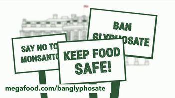 MegaFood TV Spot, 'Glyphosate' - Thumbnail 10
