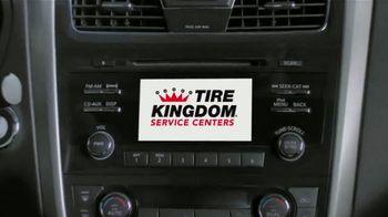 Tire Kingdom TV Spot, 'But Three, Get One Free and Rebate' - Thumbnail 1