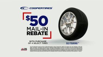 Tire Kingdom TV Spot, 'But Three, Get One Free and Rebate' - Thumbnail 7