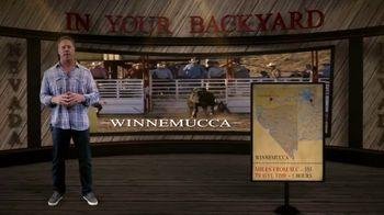 Travel Nevada TV Spot, 'In Your Backyard: Winnemucca'