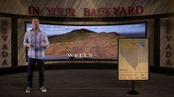 Travel Nevada TV Spot, 'In Your Backyard: Wells' - Thumbnail 1