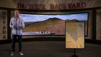 Travel Nevada TV Spot, 'In Your Backyard: Wells' - Thumbnail 2