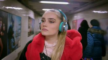 Radio Disney TV Spot, 'Next Big Thing: Meg Donnelly: Recording Studio'