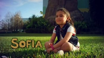 DisneyWorld Resort TV Spot, 'My Disney Day: Sofia'