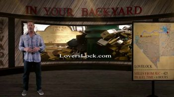 Travel Nevada TV Spot, 'In Your Backyard: Lovelock' - Thumbnail 9
