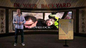Travel Nevada TV Spot, 'In Your Backyard: Lovelock' - Thumbnail 1
