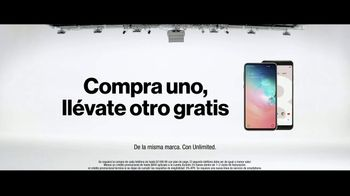 Verizon Unlimited TV Spot, 'Por qué la gente elige Verizon: Ismael: teléfono gratis' [Spanish] - Thumbnail 7