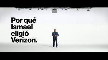 Verizon Unlimited TV Spot, 'Por qué la gente elige Verizon: Ismael: teléfono gratis' [Spanish] - Thumbnail 2