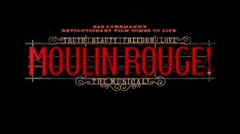 Moulin Rouge! The Musical TV Spot, 'Broadway Previews Begin' Song by Christina Aguilera - Thumbnail 9
