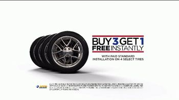 National Tire & Battery TV Spot, 'Buy Three, Get One Free: Top Brands' - Thumbnail 7
