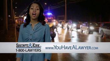 Saiontz & Kirk, P.A. TV Spot, 'Hit by a Semi' - Thumbnail 1