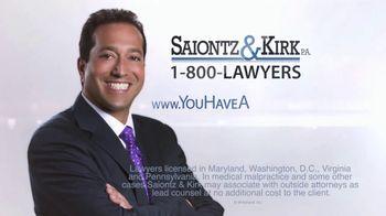 Saiontz & Kirk, P.A. TV Spot, 'Hit by a Semi' - Thumbnail 10