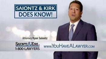 Saiontz & Kirk, P.A. TV Spot, 'Hit by a Semi' - Thumbnail 6