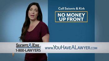 Saiontz & Kirk, P.A. TV Spot, 'Hit by a Semi' - Thumbnail 8