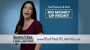 Saiontz & Kirk, P.A. TV Spot, 'Hit by a Semi' - Thumbnail 9