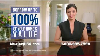 NewDay USA NewDay 100 VA Home Loan TV Spot, 'Fantastic News'