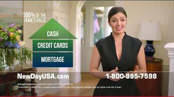 NewDay USA NewDay 100 VA Home Loan TV Spot, 'Fantastic News' - Thumbnail 5