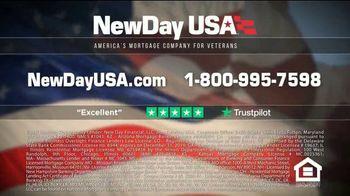 NewDay USA NewDay 100 VA Home Loan TV Spot, 'Fantastic News' - Thumbnail 7