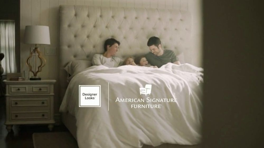 American Signature Furniture Dream Mattress Studio TV Commercial, 'Mattress Sets: Save $500'