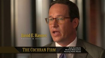 The Cochran Law Firm TV Spot, 'Justice' - Thumbnail 3