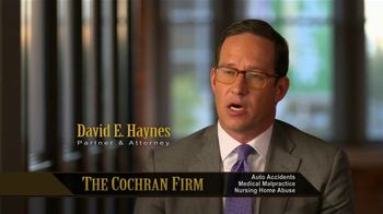 The Cochran Law Firm TV Spot, 'Justice' - Thumbnail 5