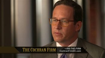 The Cochran Law Firm TV Spot, 'Justice' - Thumbnail 7