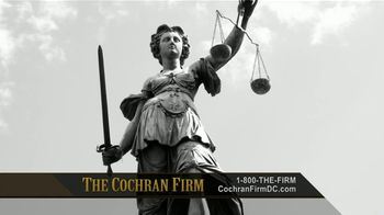 The Cochran Law Firm TV Spot, 'Justice' - Thumbnail 8