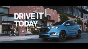 2019 Ford Edge TV Spot, 'Super-Computer' Song by Saint Motel [T1] - Thumbnail 7
