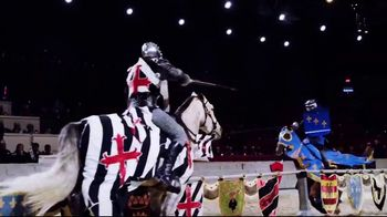 Medieval Times TV Spot, 'All Hail the Queen: Kids Are Free' - Thumbnail 1