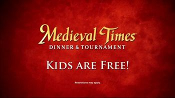 Medieval Times TV Spot, 'All Hail the Queen: Kids Are Free' - Thumbnail 8