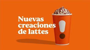 Dunkin' Donuts Signature Lattes TV Spot, 'Nuevas creaciones' [Spanish] - Thumbnail 1