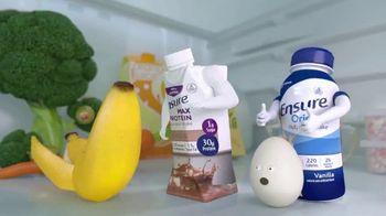 Ensure Max Protein TV Spot, 'Sit-Up Banana' - Thumbnail 7