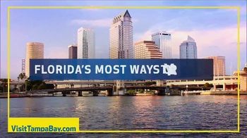 Visit Tampa Bay TV Spot, 'Most Thrills' - Thumbnail 8