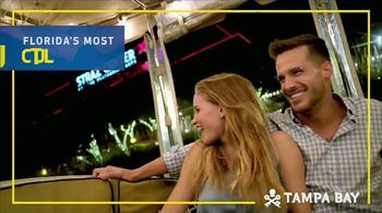 Visit Tampa Bay TV Spot, 'Most Thrills' - Thumbnail 7