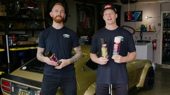 Black Magic Tire and Wheel Cleaners TV Spot, 'Tires & Wheels' Featuring Ryan Tuerck, Chris Forsberg