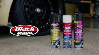 Black Magic Tire and Wheel Cleaners TV Spot, 'Tires & Wheels' Featuring Ryan Tuerck, Chris Forsberg - Thumbnail 10