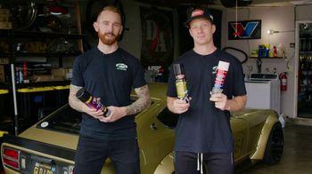 Black Magic Tire and Wheel Cleaners TV Spot, 'Tires & Wheels' Featuring Ryan Tuerck, Chris Forsberg - Thumbnail 2