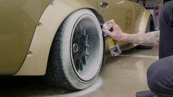 Black Magic Tire and Wheel Cleaners TV Spot, 'Tires & Wheels' Featuring Ryan Tuerck, Chris Forsberg - Thumbnail 4