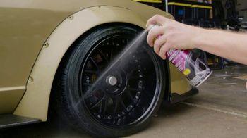 Black Magic Tire and Wheel Cleaners TV Spot, 'Tires & Wheels' Featuring Ryan Tuerck, Chris Forsberg - Thumbnail 9